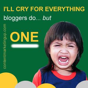 bloggers do