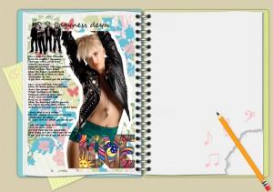 blog layout