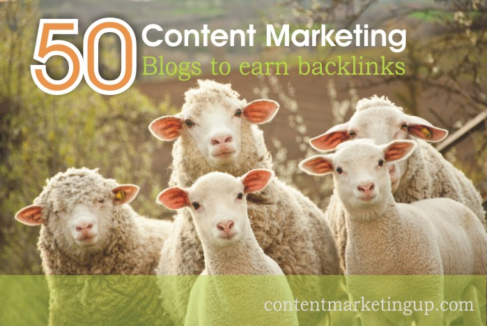 50 content marketing blogs
